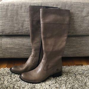 Born genuine leather boots